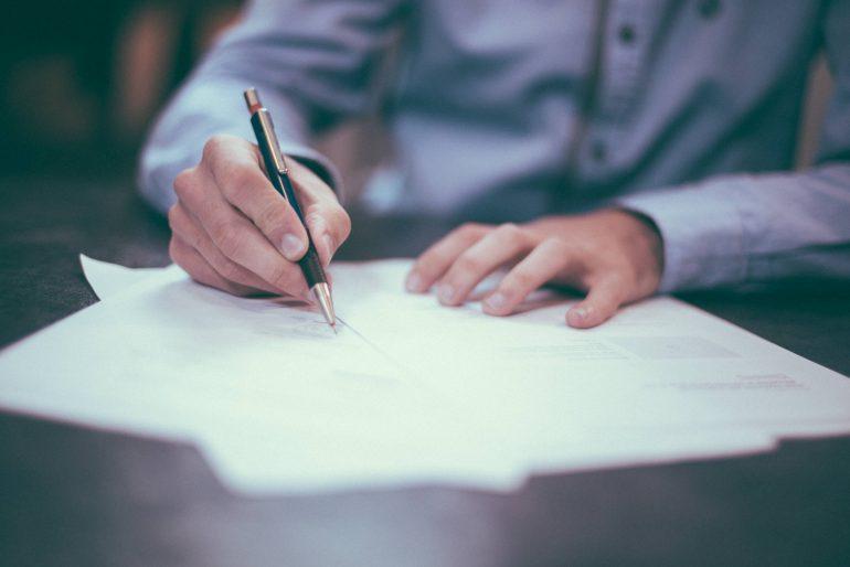 Rédaction contrats